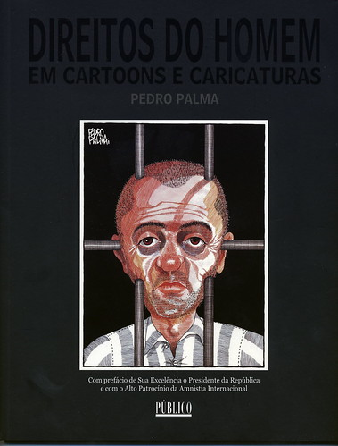 Pedro Palma Livro Caricaturas