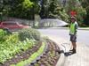 Jeff the Coffs Harbour Council gardener