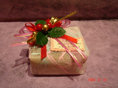X'mas Soap Gift Set - I
