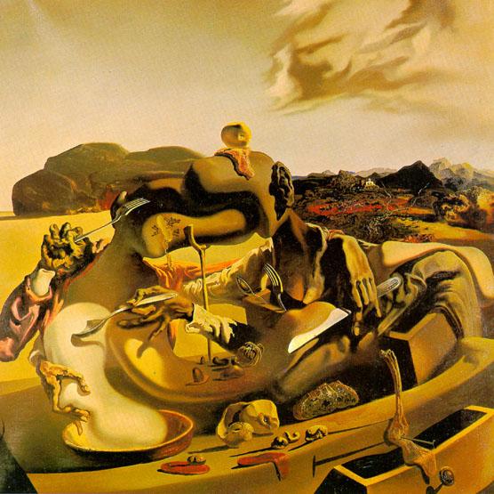 Salvador Dalí - Obras e interpretaciones cortas