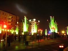 Fetes des Lumières, Lyon 2005