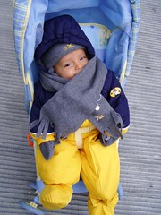 Daniela ready for winter