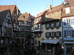 Colmar France Christmas Market 2005 005
