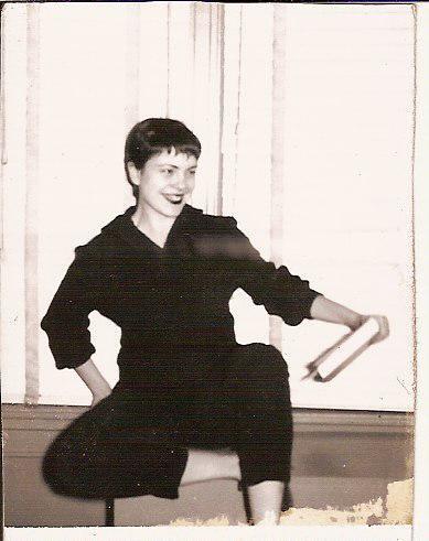 Edith Laulicht... a.k.a. Layton Felber beat