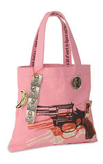 Andy Warhol Canvas Tote