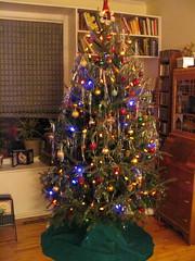 flickr photo: Decorated XMas tree 2005