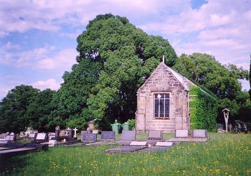 St Paul's & graveyard