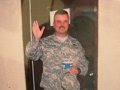 Ray Coleman, US Army