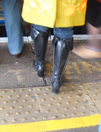 Dick Whittington Boots