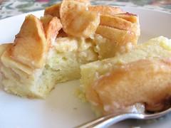 Roasted Apple Bread Pudding