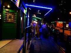 Austin at night