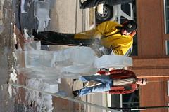 Ice Sculpting 2
