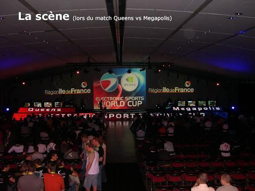 ESWC 2004, France