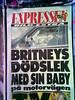 Britneys dödslek med sin baby