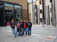 Museum of Sydney, Sydney, Australia