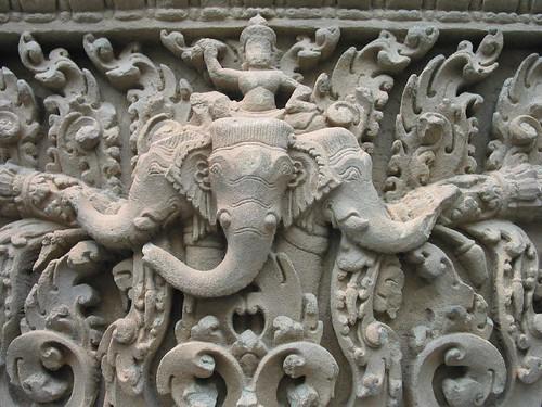 Indra與Airavata