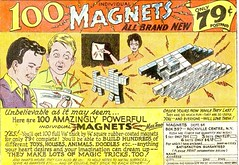 100 magnets