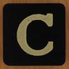 KEYWORD letter C