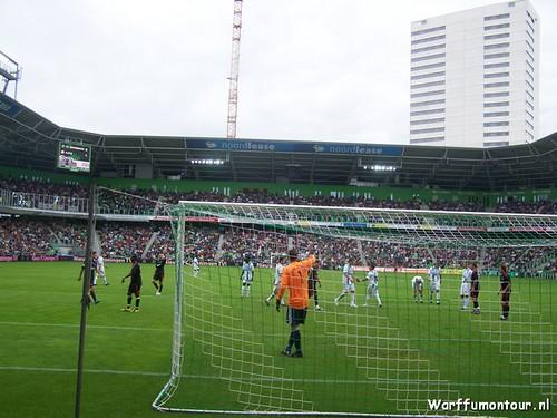 3781552638 0976100608 FC Groningen – Ajax 0 2, 2 augustus 2009