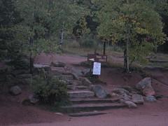 Pikes Peak Trailhead