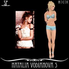 Natalia Vodianova 5 photo by ZellyMornington
