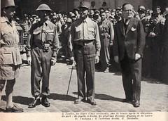 Provence- 1944- Toulon - le général Brosset