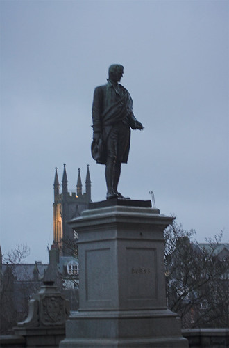 Dreich on Burns' 250th