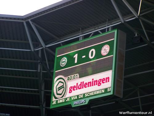 3225929668 671df56d9e FC Groningen   Ajax 1 0, 25 januari 2009
