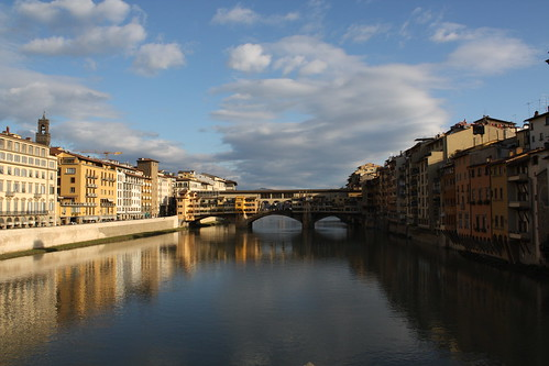 Ponte Vecchio - Florence - Italy