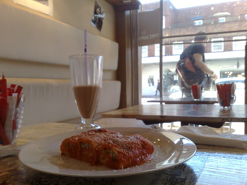 lunch @ bar 7