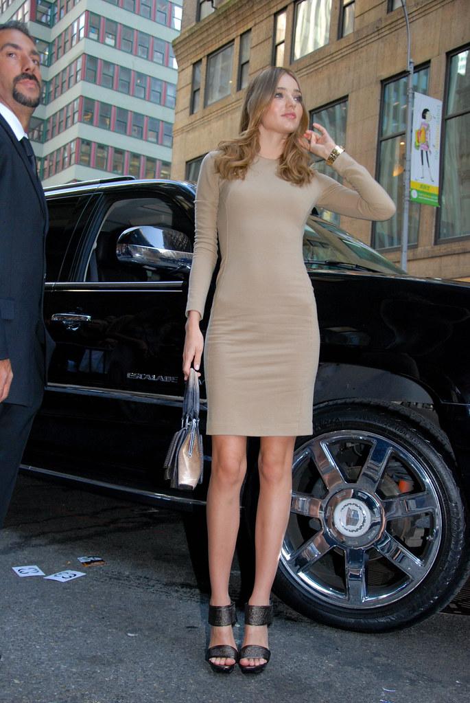 Miranda Kerr, Calvin Klein Show