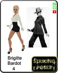 Brigitte Bardot 4 photo by ZellyMornington