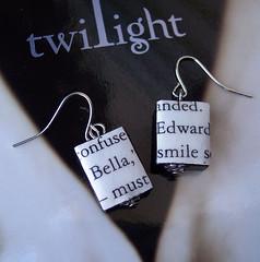 Twilight Earrings photo by The Little Birdie
