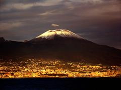 Vesuvius Light photo by Tom Wachtel