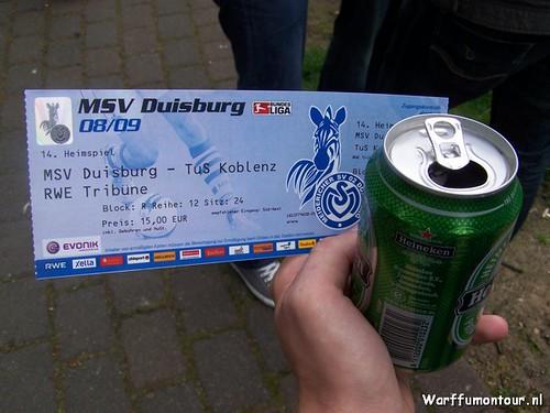 3462688277 ddbc3cb907 MSV Duisburg   TuS Koblenz 2 3, 19 april 2009