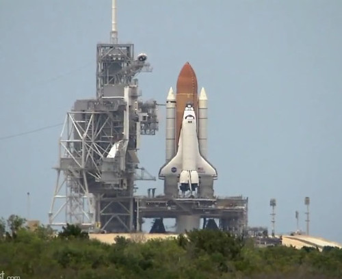 space shuttle landing sequence - photo #39