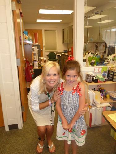 Anna's Kindergarten Graduation