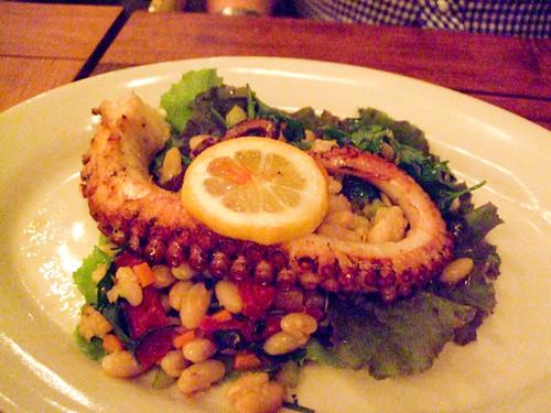 Octopus Salad Special, Anella