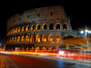 The Colosseum at night (I)