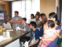 Group Watches Daifuku Creation
