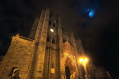 Cathedral – Catedral de Ávila, HDR photo by marcp_dmoz
