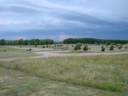 Lake McConaughy Campground