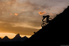 Gros Ventre Sunset Ride