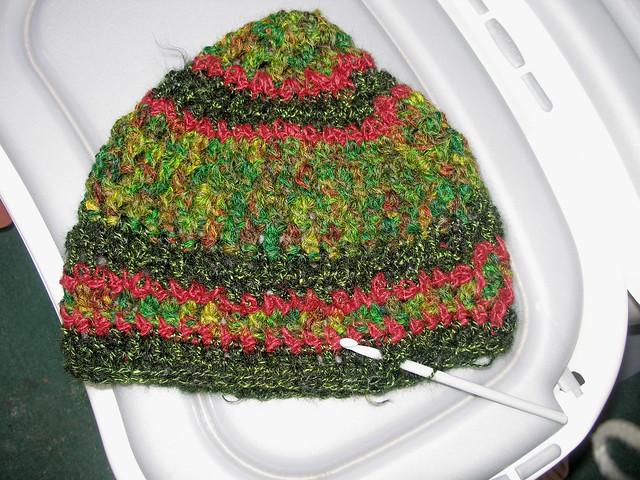 Rainbow Crochet Dread Extensions - CROCHET
