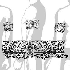 Tattoo Maori Bracelete Polinésia kirituhi photo by Tatuagem Polinésia - Tattoo Maori
