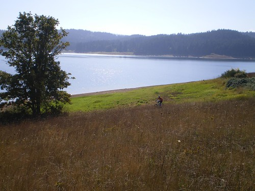 Ride Around Hagg Lake