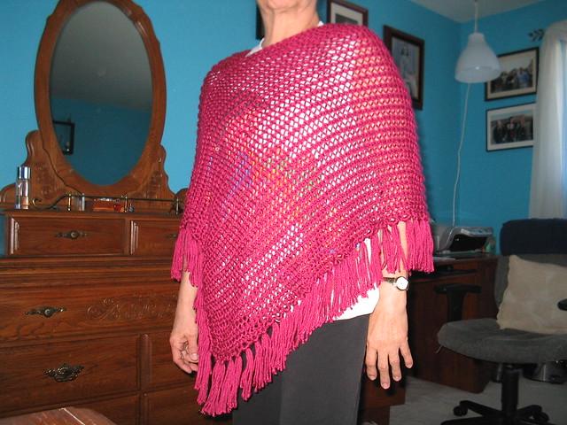 Crochet Spot » Blog Archive » Crochet Pattern: Autumn Shawl