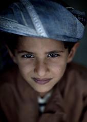 Boy in Sinaw, Oman photo by Eric Lafforgue