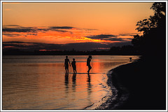Palma Sola Sunset photo by tebographics