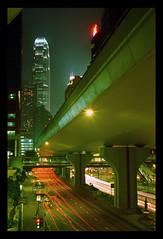 Night shot in Sheung Wan photo by d-k-t
